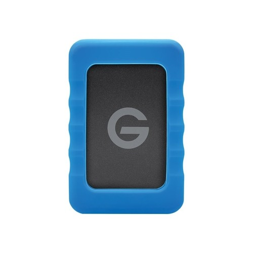 G-Technology - G-DRIVE ev RaW 2TB External USB 3.0 / Serial ATA Portable Hard Drive - Black