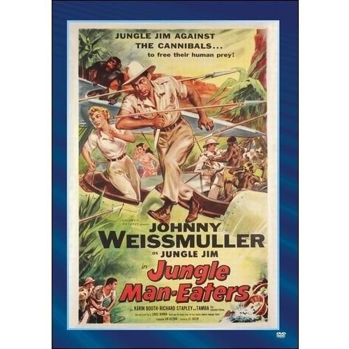 Jungle Man-Eaters [DVD] [1954]
