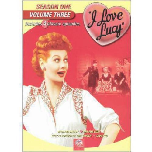 I Love Lucy-Season One V03