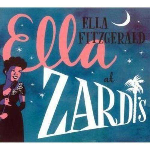 Ella Fitzgerald - Ella At Zardi's (CD)