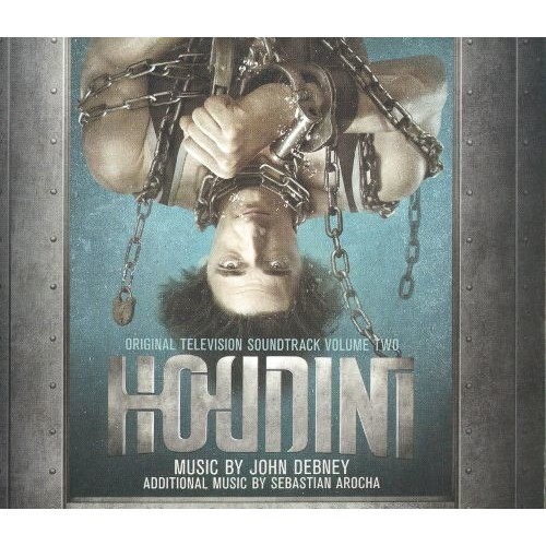 Houdini, Vol. 2 [Original Television Soundtrack] [CD]