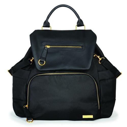 Skip Hop Chelsea Downtown Chic Backpack Diaper Bag - Black