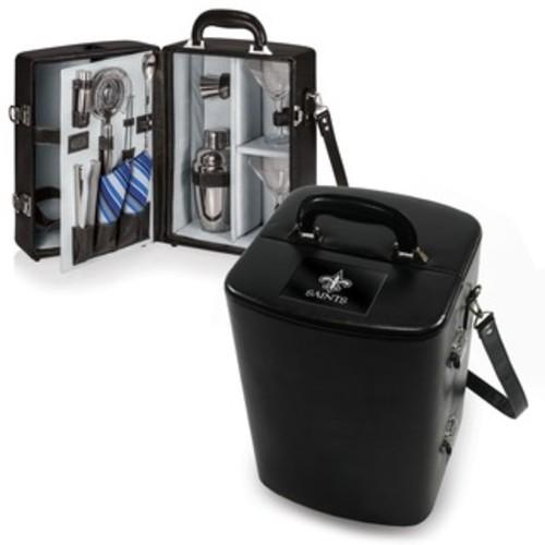 Picnic Time Indianapolis Colts Black Manhattan Cocktail Case