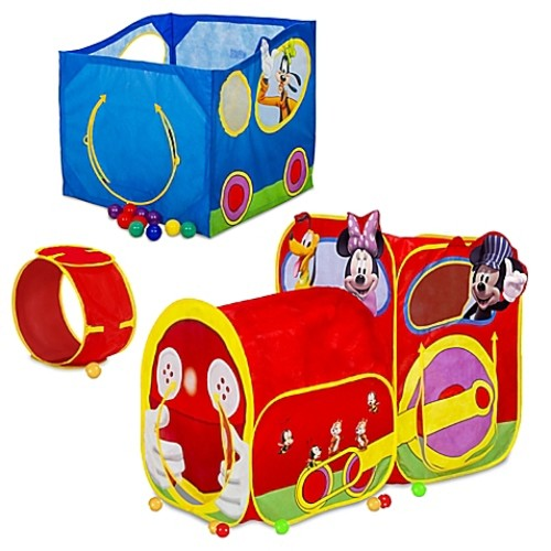 Playhut Disney Mickey Mouse Choo Choo Express Play Tent