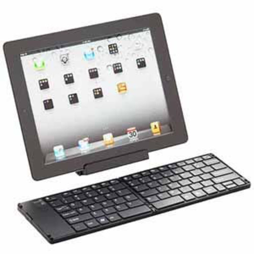 SMK-Link Folding Bluetooth Keyboard and Tablet Stand