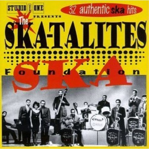 Skatalites - Foundation Ska (CD)