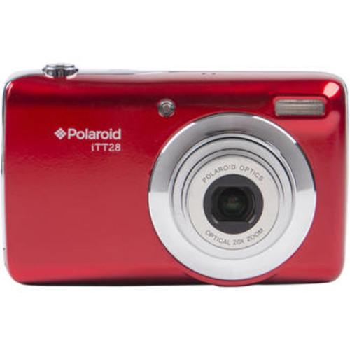 iTT28 Digital Camera (Red)