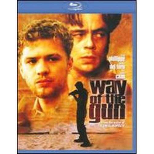 The Way of the Gun [Blu-ray] WSE DHMA