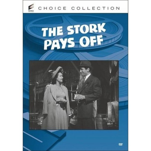 The Stork Pays Off [DVD] [1941]