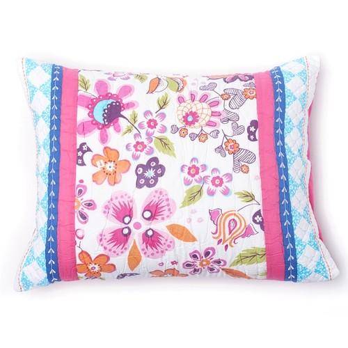 Cottage Home Pillowcases & Shams Carly Cotton Sham
