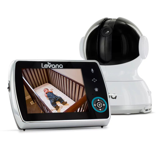 Levana Keera Recording Video Baby Monitor
