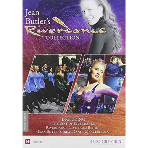 Ultimate Riverdance Collection - featuring Michael Flatley ''Lord of the Dance'': Jean Butler, Michael Flatley, Colin Dunne: Movies & TV