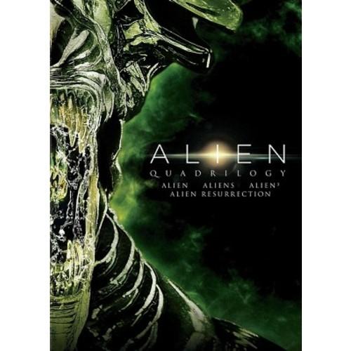 Alien Quadrilogy Remastered [DVD]