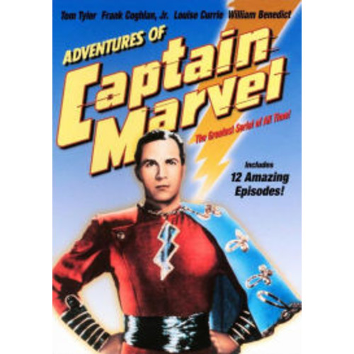 The Adventures of Captain Marvel [Serial]