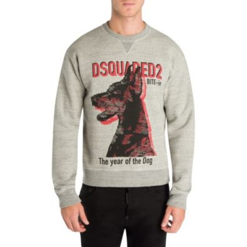 Year Of The Dog Cotton Sweatshirt
