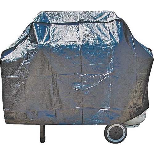 TOOLBASIX SPC043L Grill Cover, 18-Inch x 34-Inch, Black