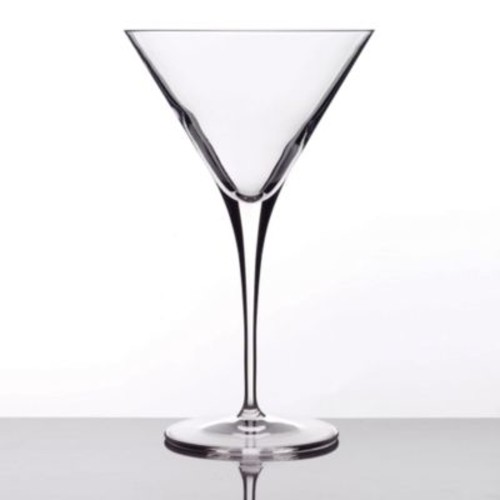 Crescendo 10 oz. Martini Glasses, Set of 4