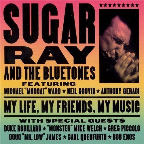 My Life, My Friends, My Music [CD]