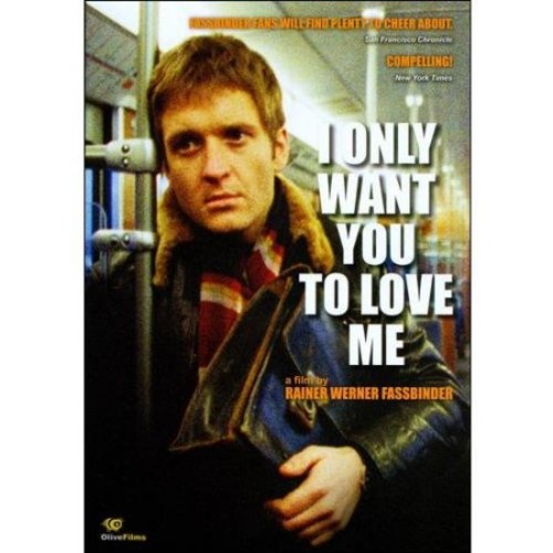 I Only Want You to Love Me [DVD] [1976]