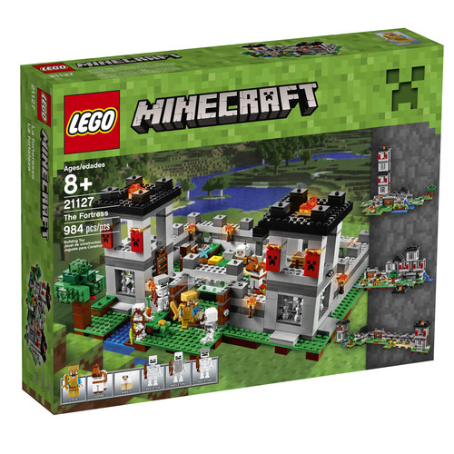 LEGO Minecraft The Fortress #21127