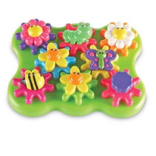 Learning Resources Learning & Educational Toys Learning Resources Flower Garden Build & Spin