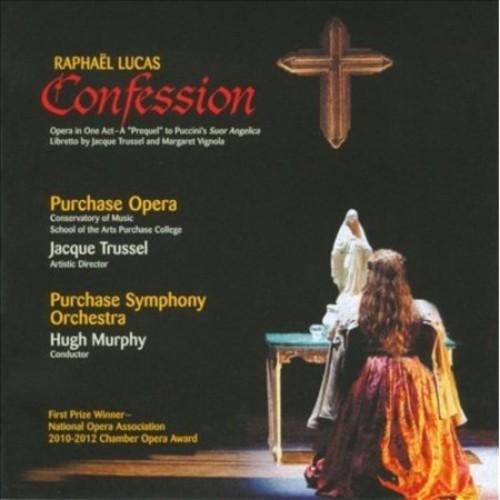 Raphal Lucas: Confession [CD]