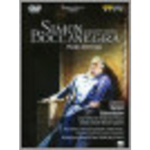 Simon Boccanegra [DVD] [Italian] [2010]