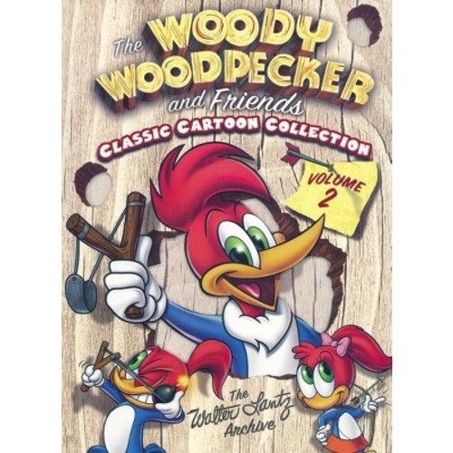 The Woody Woodpecker and Friends Classic Collection, Vol. 2 [3 Discs]