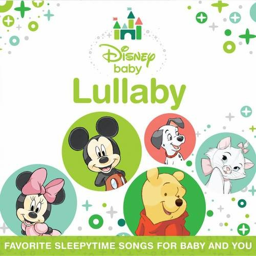 Disney Baby Lullaby CD (2013)