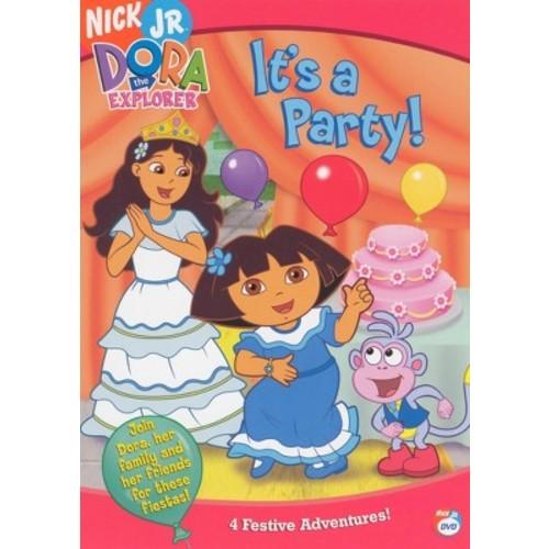 Dora The Explorer: It's a Party!