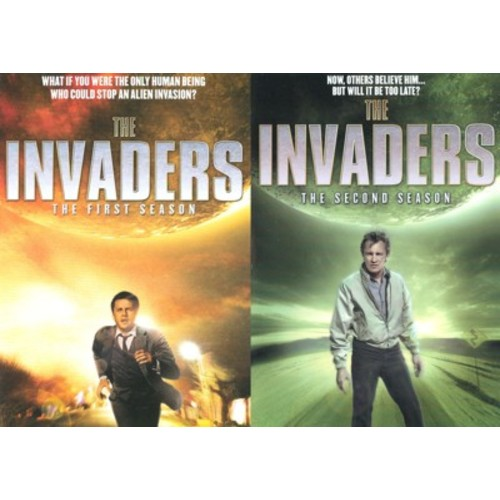 The Invaders: The Complete Series Pack [12 Discs]