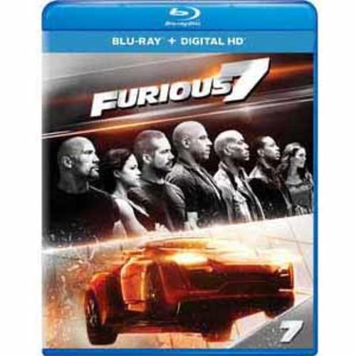 Furious 7 Bd [Blu-Ray] [Digital HD]