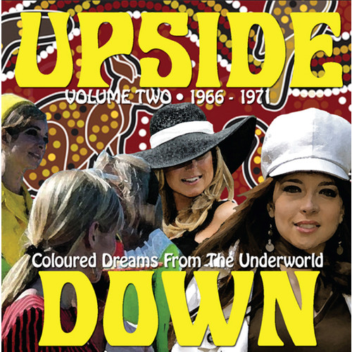 Upside Down, Vol. 2: Coloured Dreams From the Underworld [CD]