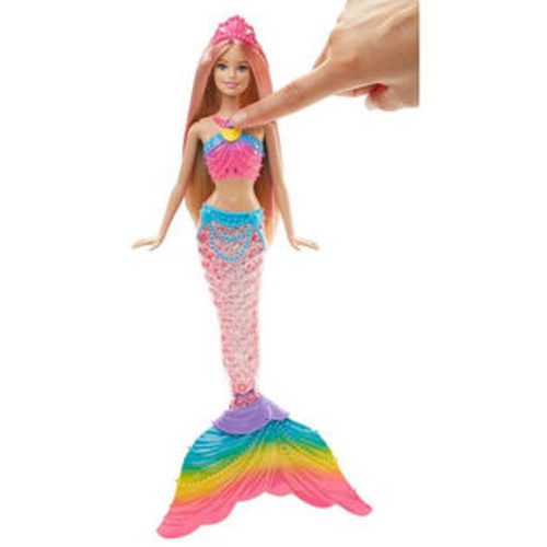 Mattel Barbie Rainbow Lights Mermaid Doll