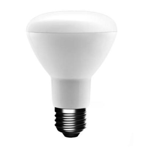 EcoSmart 50-Watt Equivalent BR20 Dimmable LED Light Bulb, Soft White (3-Pack)