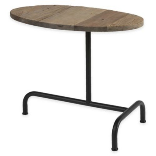 Uttermost Martex Industrial Accent Table