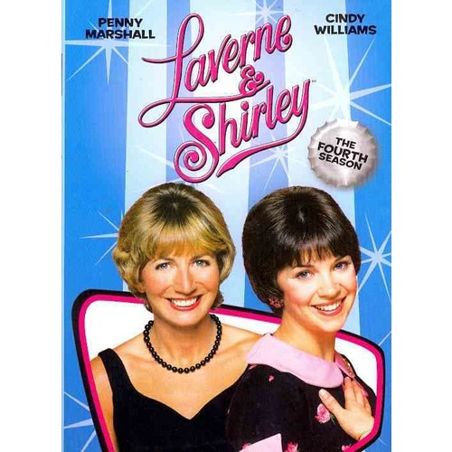 Laverne & Shirley: The Complete Fourth Season (DVD)