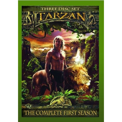 Tarzn: The Complete First Season [3 Discs] [DVD]