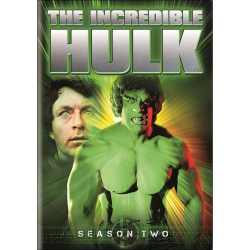 The Incredible Hulk: Season Two [5 Discs] [DVD]