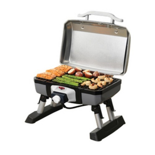 Cuisinart Outdoor Portable Tabletop Electric Grill