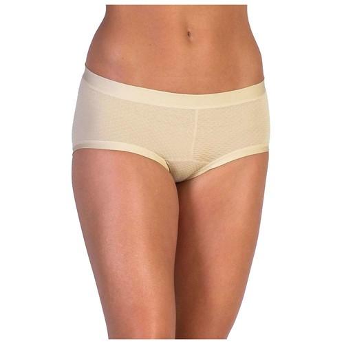 ExOfficio Women's Give-n-Go Sport Mesh Hipkini [Nude, Large]