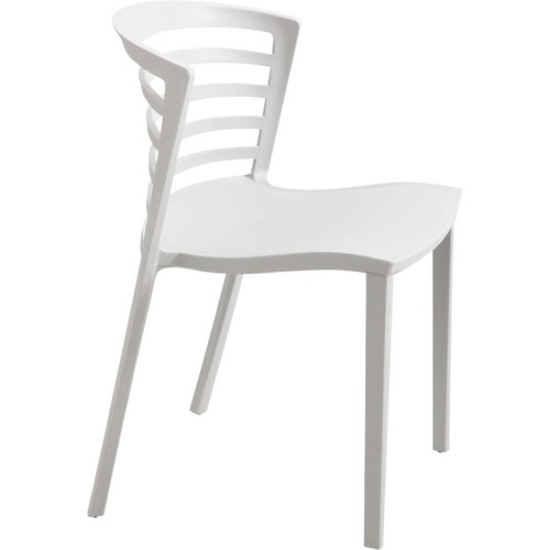 Mayline Safco Entourage Stack Chairs  Set of 4