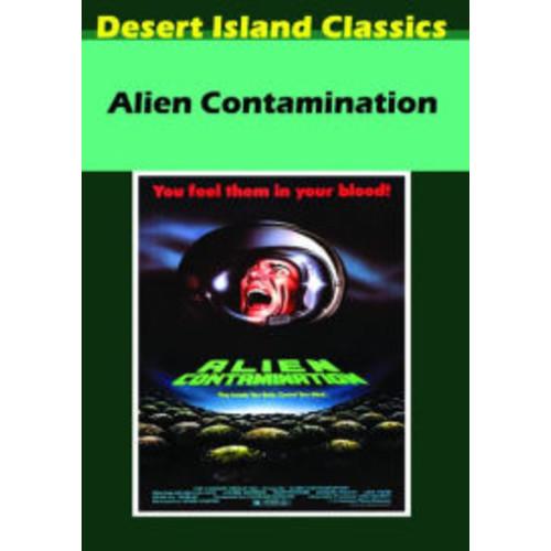 Alien Contamination (DVD)