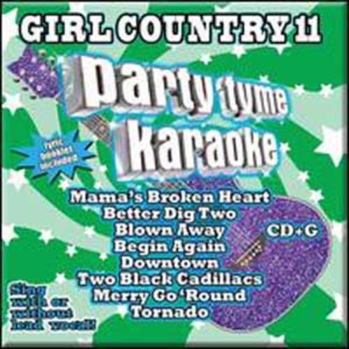 Party Tyme Karaoke: Girl Various