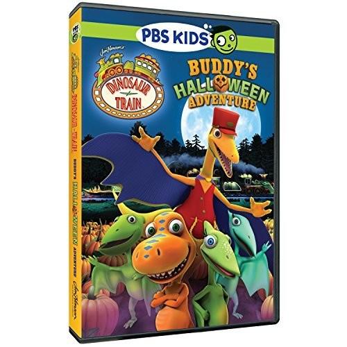 Dinosaur Train: Buddy's Halloween Adventure