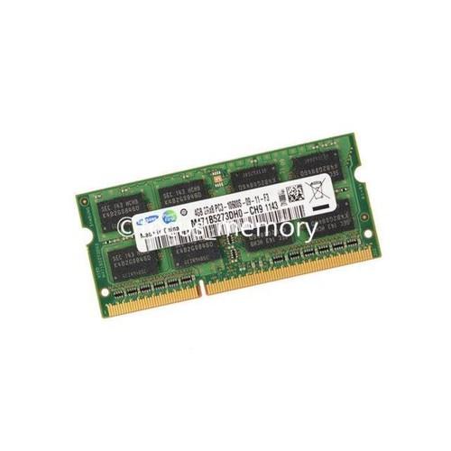 Samsung 4GB DDR3-1333MHz 204Pin PC3-10600 Laptop Memory SODIMM RAM NON-ECC