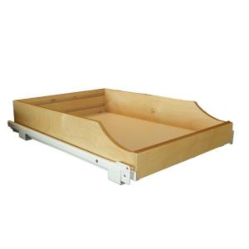 Rolling Shelves 23 in. Express Pullout Shelf