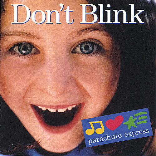 Don't Blink [CD]