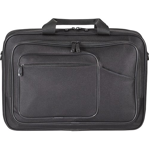 Insignia - Laptop Briefcase - Black