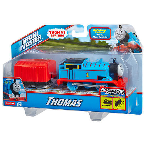 Fisher-Price Thomas & Friends TrackMaster Motorized Thomas Engine